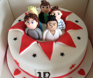 cake and one direction image