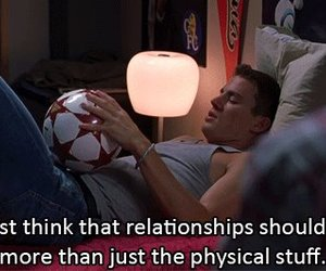 channing tatum, she's the man, and Relationship image