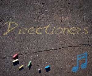 music and directioners image