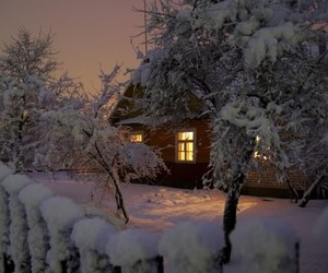 christmas, cozy, and sweet home image