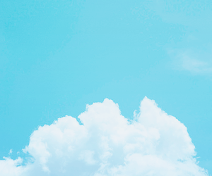 blue, sky, and drawing image