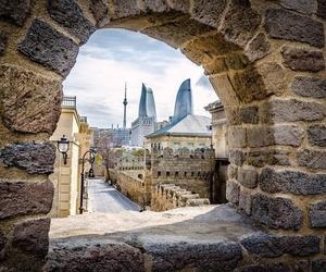 azerbaijan, love, and baku image