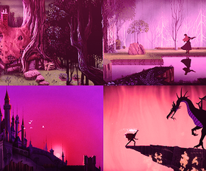 sleeping beauty and disney image