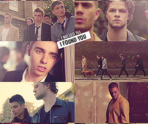 the wanted, i found you, and nathan sykes image
