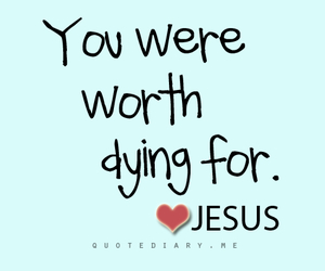 jesus, life, and quotes image