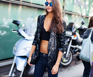 girl, street style, and style image
