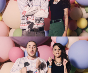 brat, cher lloyd, and mike posner image