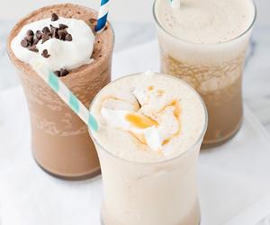 almond milk, beverage, and food image