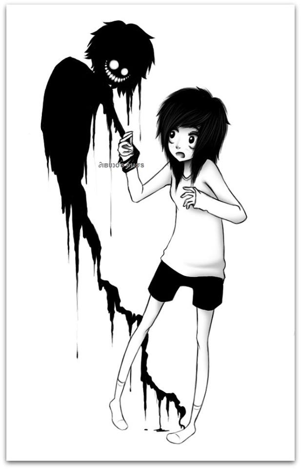 Image About Hair In Emos Drawings By ιвυנσѕ ємσѕ