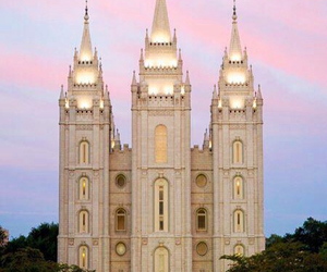 salt lake city, lds, and Temple image