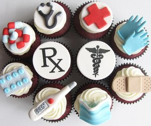 cupcake and doctor image