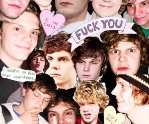 evan peters, american horror story, and perfect image