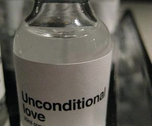 love, medicine, and unconditional love image