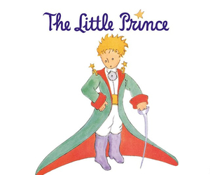 little, prince, and the image