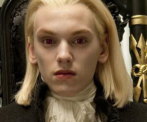 Jamie Campbell Bower, twilight saga, and vampire image
