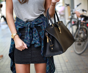 chic, Couture, and flannel image