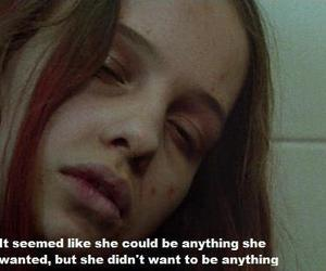 drugs, quote, and sad image