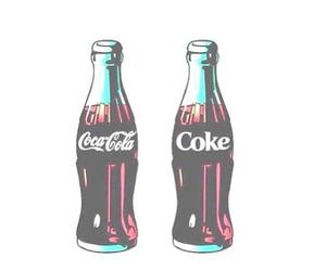 coke, overlay, and coca cola image