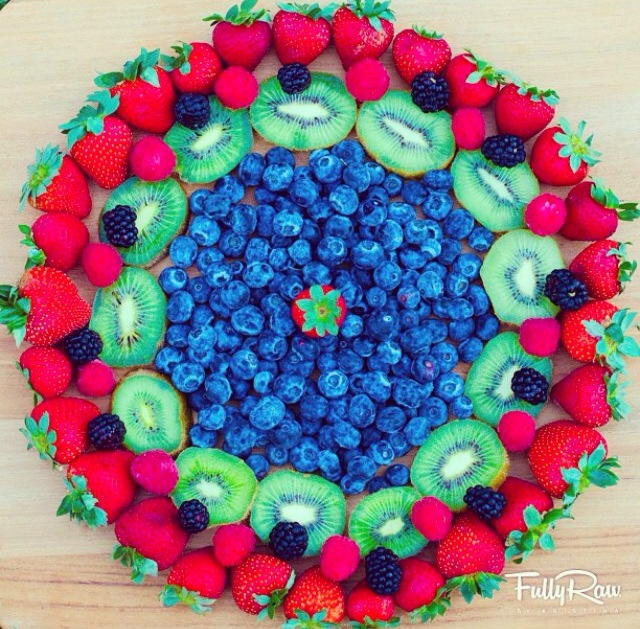 blueberry, colorful, and yum image