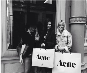 fashion, acne, and girl image