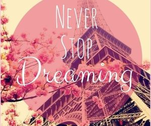 Dream, stop, and never image