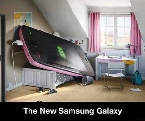 samsung, funny, and galaxy image