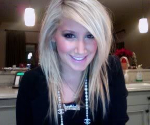 ashley tisdale and blonde image