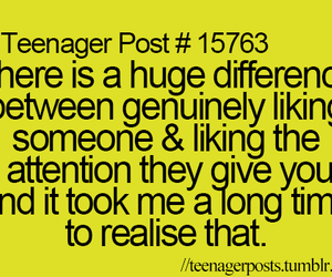 teenager post, attention, and teen image