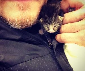 kitty and norman reedus image