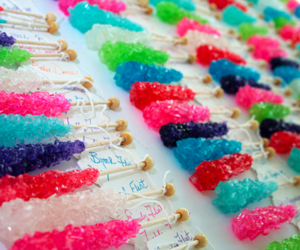 candy, rock candy, and sweet image