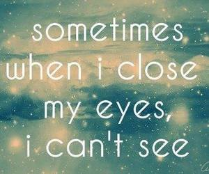 funny, eyes, and quote image