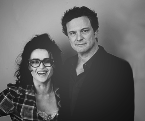 Colin Firth and helena bonham carter image