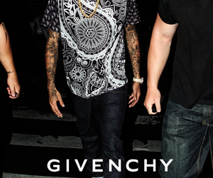 chris brown, Givenchy, and breezy image