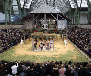 chanel, fashion, and show image