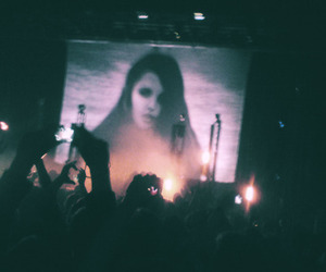 Crystal Castles and concert image