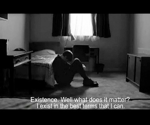 existential crisis, sam riley, and song image