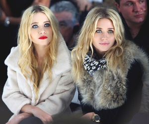 olsen, twins, and ashley olsen image