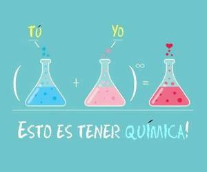 <3, yup, and chemistry image