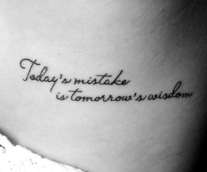 ink, inked, and quote image
