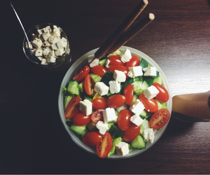 food, good, and green image