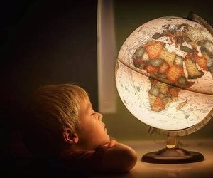 Dream, world, and earth image