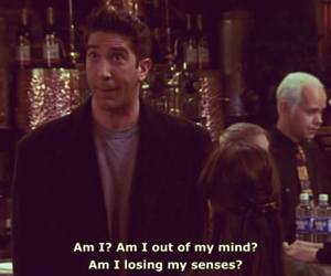 David Schwimmer, F.R.I.E.N.D.S., and losing image