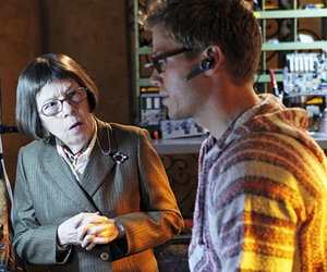ncis la, barrett foa, and hetty lange image