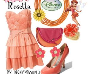 disneybound, disney, and outfit image