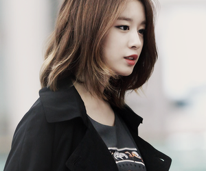 short hair, jiyeon, and t-ara image