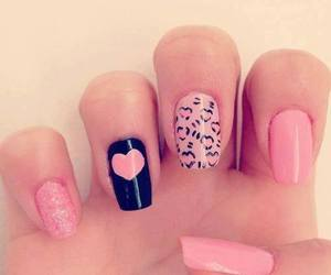 designs, nails, and cute image