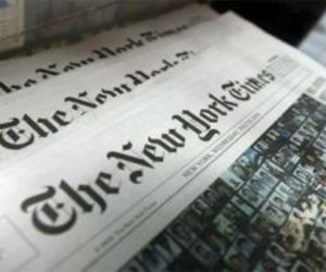 The New York Times image