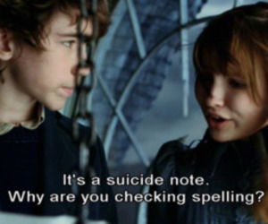 A Series of Unfortunate Events and suicide image