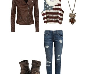 boots, clothes, and jewelry image