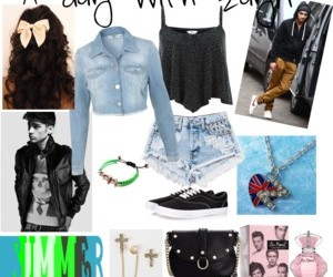 outfit and zayn image